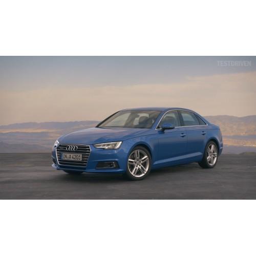 Audi A3 Austin: AUDI A4 IV 2016- ROUND RS